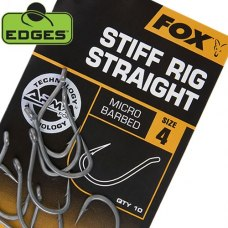 Fox Edges Armapoint Stiff Rig Straight №7