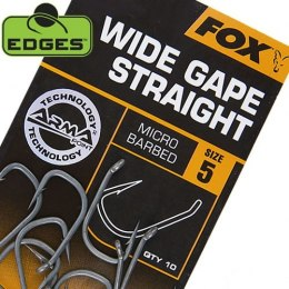 Fox Edges Armapoint Wide Gape Straight №6