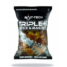Bait-Tech Triple-N Stick & Bag Mix