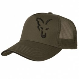 Fox Trucker Cap Green/Black