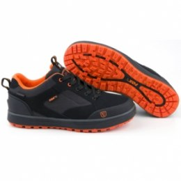 Fox Trainers shoes Black/Orange