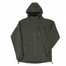 Fox Softshell Jacket Green/Black