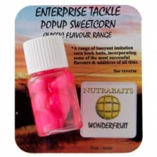 Enterprise Tackle Pop Up Sweetcorn Nutrabaits Wonderfruit Pink