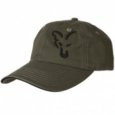 Fox Baseball Cap Green/Black