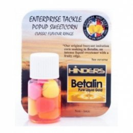 Enterprise Tackle Classic Pop up Sweetcorn  Betalin Mixed Fluro