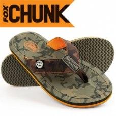 Fox Chunk Camo Flip Flop