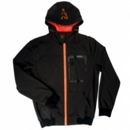 Fox Shofshell Hoodie Black/Orange