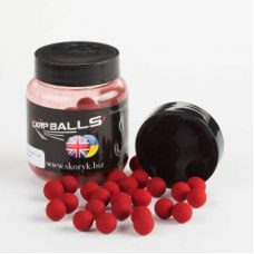 CarpBalls Hot Demon + Asafoetida Oil Pop Ups 10 mm
