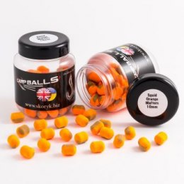 CarpBalls Squid Orange Wafters 10 mm