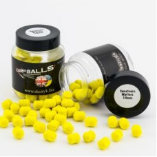 CarpBalls Sweetcorn Wafters 10 mm