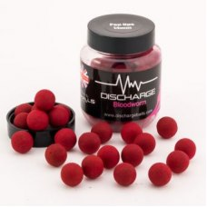 CarpBalls Discharge Bloodworm Pop Ups 8 mm