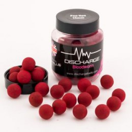 CarpBalls Discharge Bloodworm Pop Ups 10 mm