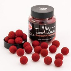 CarpBalls Discharge Strawberry Cheesecake Pop Ups 8 mm