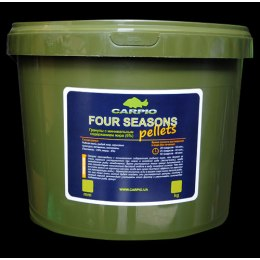 Carpio Four Seasons Pellets 6,0mm 3 kg