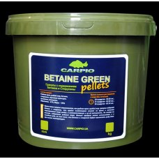 Carpio Betaine Green Pellets 6,0mm 3 kg