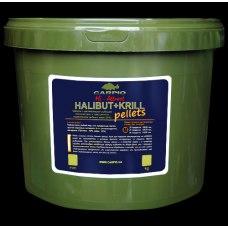 Carpio Halibut+Krill Hi-Attract Pellets 20mm 3kg
