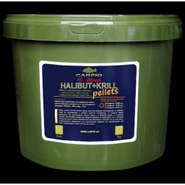 Carpio Halibut+Krill Hi-Attract Pellets 14mm 3kg