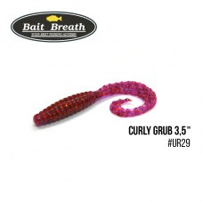 "Bait Breath Curly Grub 3,5"" Ur29"