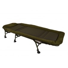 Solar SP C-Tech Bedchair (Includes Detachable Bag)  Standart