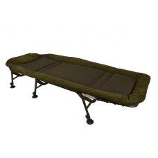 Solar SP C-Tech Bedchair Includes Detachable Bag Wide