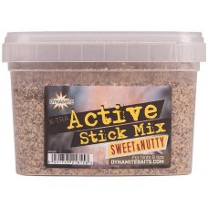 Dynamite Baits X-tra Active Stick Mix Sweet & Nutty
