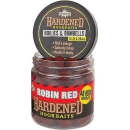 Dynamite Baits Robin Red Hardened Hookbaits Dumbells 14mm & Boilies 15/20mm