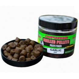 Fun Fishing drilled pellets Garlic 8mm 80g
