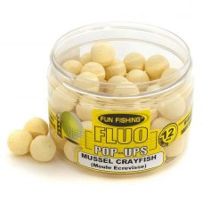 Fun Fishing Fluo Pop-Ups Mussel Crayfish 8mm