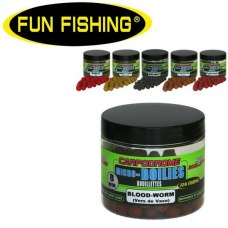 Fun Fishing Micro-Boilies Bloodworm