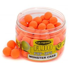 Fun Fishing Fluo Pop-Ups Monster Crab