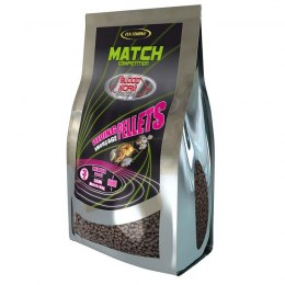 Fun Fishing Amorcage Medium Soft Feeding Pellets Bloodworm