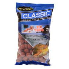 Fun Fishing Classic Red Squid 15mm 2kg