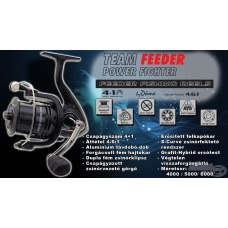 By Döme Team Feeder Power Fighter 5000