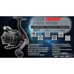 By Döme Team Feeder Power Fighter 5000
