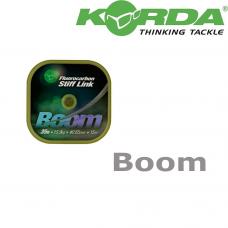 Korda Boom Fluorocarbon Stiff Link 25 lb