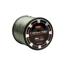 Fox Torque Carp Line Green 0,42mm 700 m