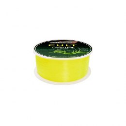 Climax Cult Carp Line Z-Sport fluo-yellow 0,28mm 1000 m