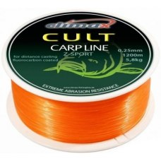 Climax Cult Carp Line Z-Sport orange 0,28mm 1000 m