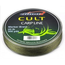 Climax Cult Carp Line Marker Braid 0,16mm 274 m