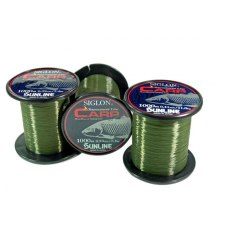 Sunline Siglon Carp Green 0,28mm 1000 m