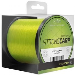 Fin Strong Carp Fluo Yellow 0,25mm 1200 m