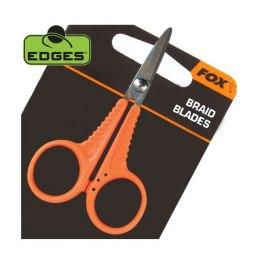 Fox Edges Braid Blades