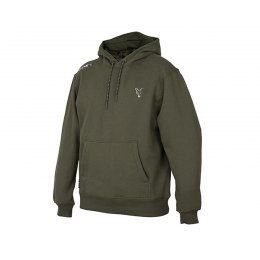 Fox Collection Green & Silver Hoodie