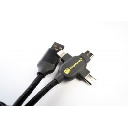 Ridge Monkey Vault USB-A to Multi Out Cable 2m