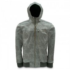 Simms Rogue Flecce Hoody Catch Print XL