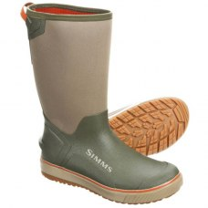 Simms Riverbank Pull-On Boot - 14`` Loden 08