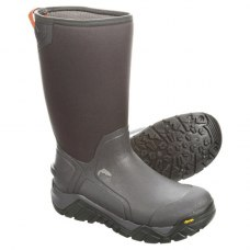 Simms G3 Guide Pull-On Boot - 14`` Carbon 10