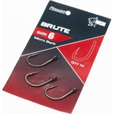 Nash Pinpoint Brute Hooks Micro Barbed №2