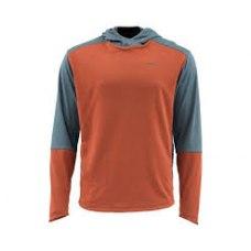 Simms Sflex Sport Hoody Simms Orange