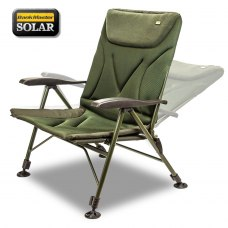 Solar Bankmaster Recliner Chair Wide